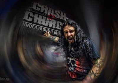 Batista Antidemon Crash Church BR