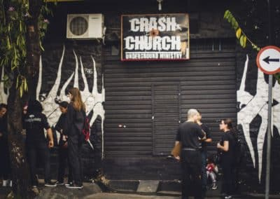 Batista Crash Church Foto Isla Grossi 3