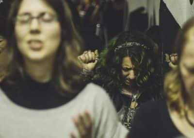 Crash Church Foto Isla Grossi 1